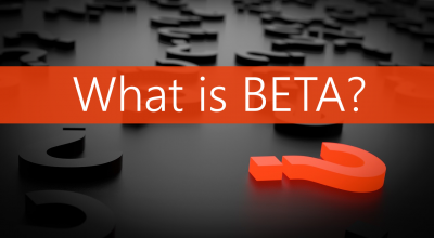 Beta is a helpful tool for online stock trading, it measures the level of risk, or price volatility of a stock in relation to the market as represented by the S&P 500.