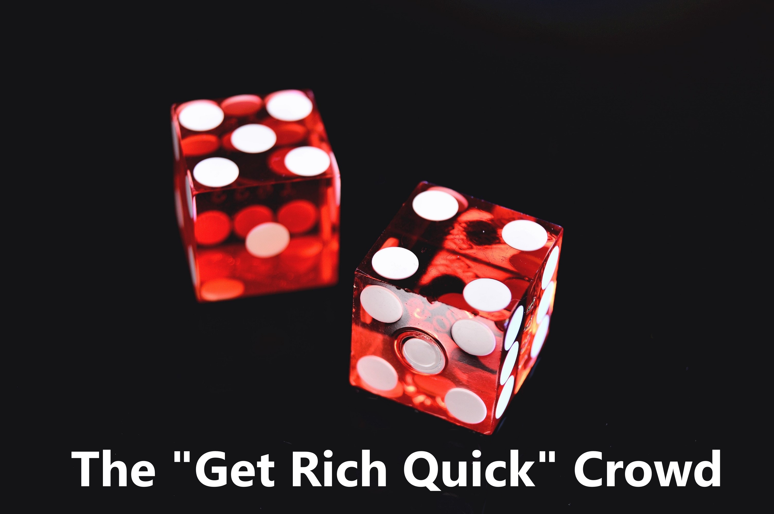 Successful online stock trading is not about rolling the dice, but requires education and risk-managent.