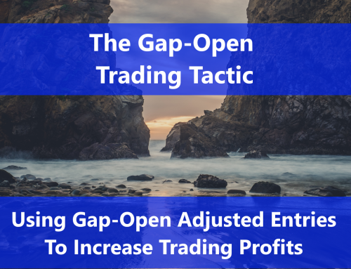 Gap Adjusted Entries To Increase Profits