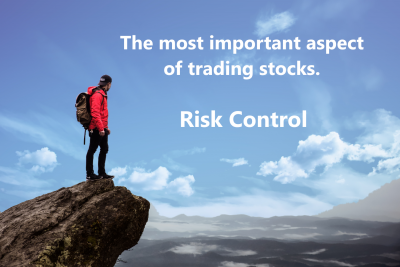 Risk Control is the single most important factor in successful online stock trading.