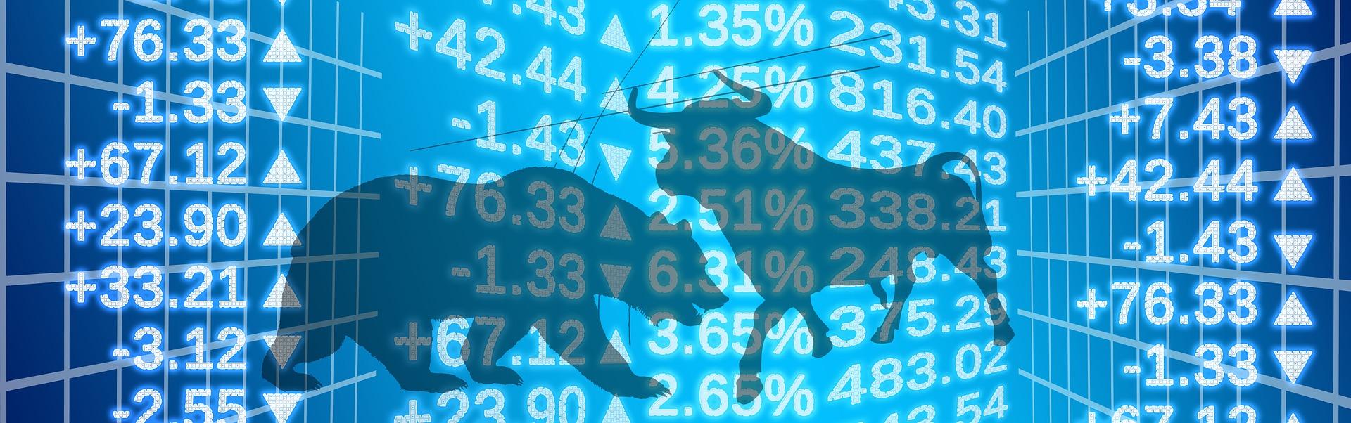 A bull and bear work together in good and bad markets using the Bullish Bounce & Bearish U-Turn stock trading tactics.
