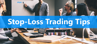 Successfully trading stocks online requires managing risk. Here are a few stop-loss trading tips for long and short stock trades.