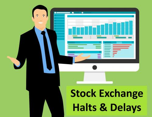 Trading Halts and Delays
